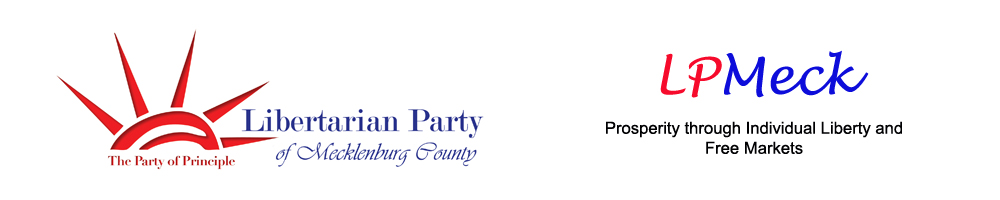 Libertarian Party of Mecklenburg County
