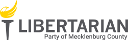 Libertarian Party of Mecklenburg County Logo
