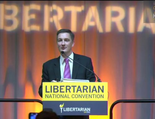 Libertarians Select Jo Jorgensen for President